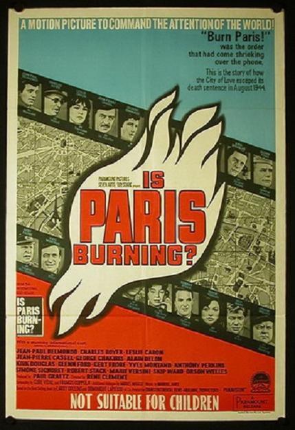 巴黎戰火 (Is Paris Burning?)