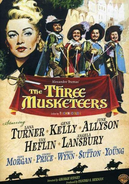 新三劍客 (The Three Musketeers)
