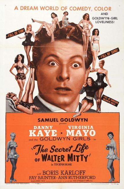 夢裡乾坤 (The Secret Life of Walter Mitty)