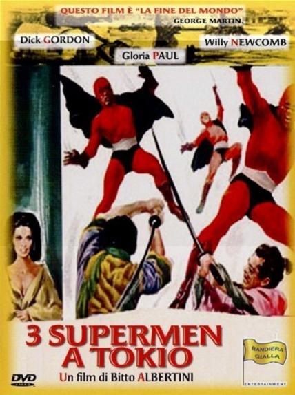 三超人東征 (3 Supermen a Tokio)
