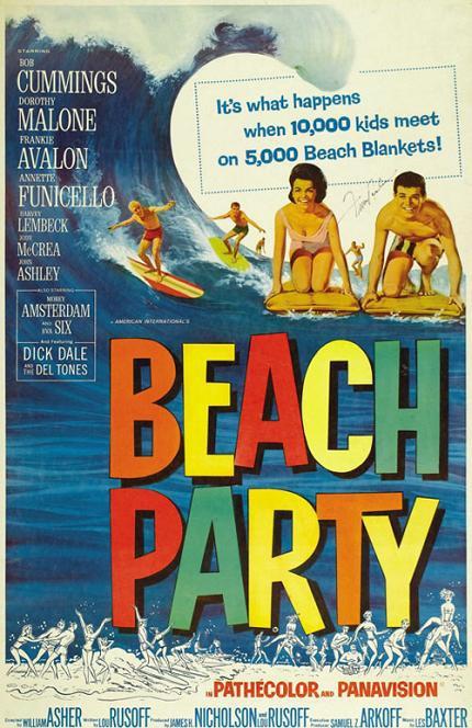 海濱狂戀 (Beach Party)