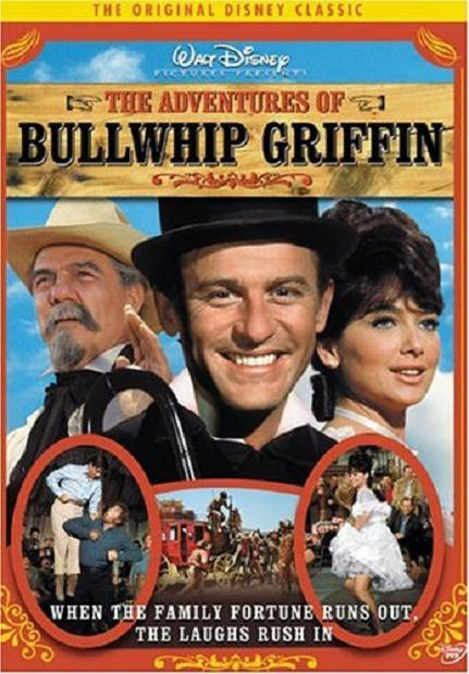 妙管家 (The Adventures of Bullwhip Griffin)