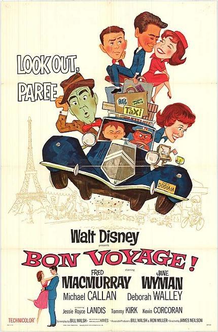 土包子逛巴黎 (Bon Voyage!)