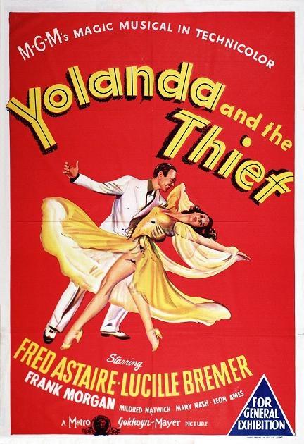 美艷親王 (Yolanda and the Thief)
