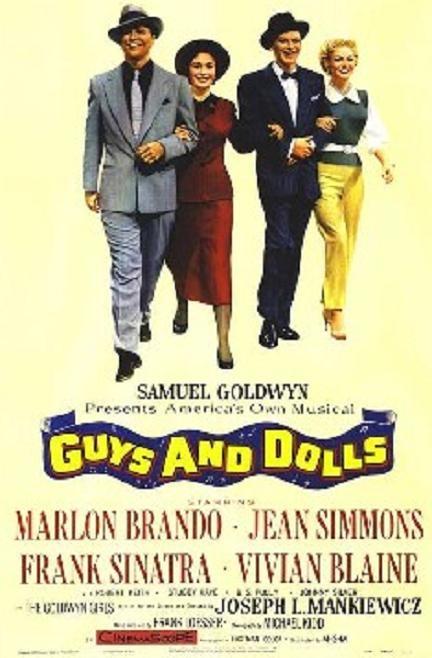 紅男綠女 (Guys and Dolls)