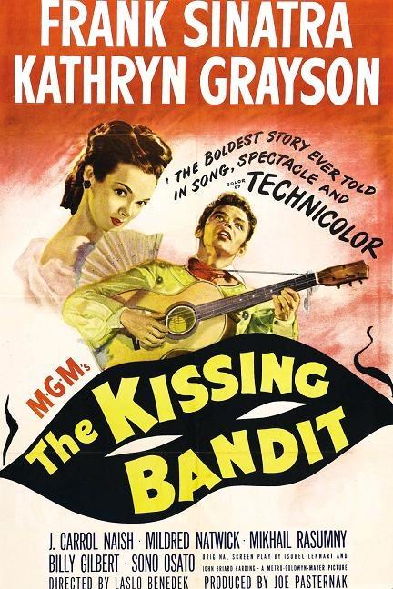 俠盜彩鸞 (The Kissing Bandit)