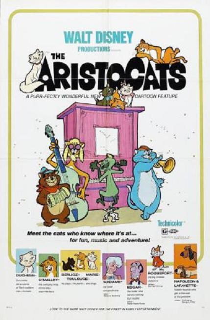 貓兒歷險記 (The Aristocats)