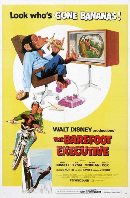 赤足董事長 (The Barefoot Executive)