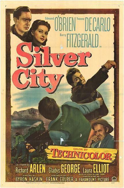 銀城尤物 (Silver City)