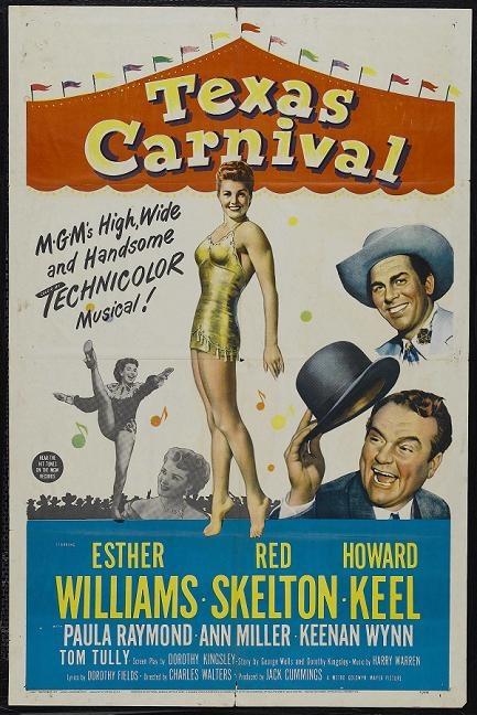 鴻福齊天 (Texas Carnival)