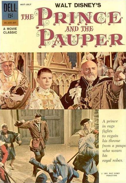 真假王子 (The Prince and the Pauper)