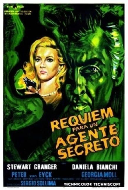 黑殺星 (Requiem per un agente segreto)
