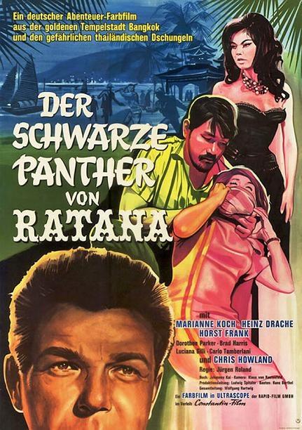 奇中奇 (Der schwarze Panther von Ratana)