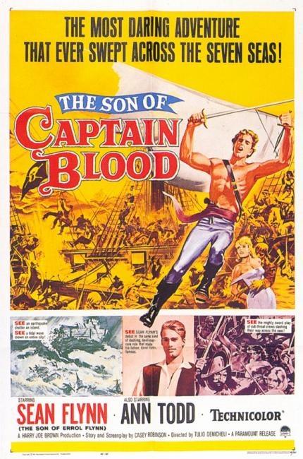 四海豪傑 (El hijo del capitán Blood)