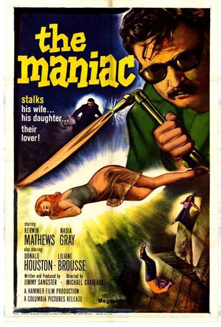 怨婦畸戀 (Maniac)