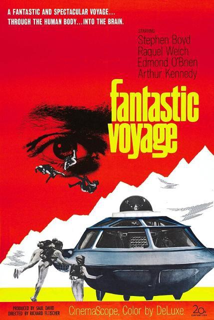 聯合縮小軍 (Fantastic Voyage