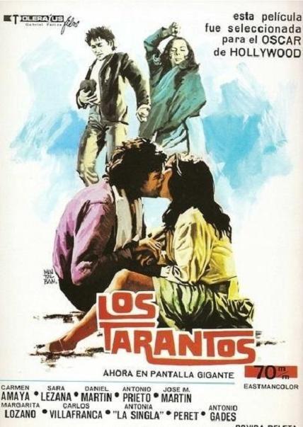 西城記 (Los Tarantos)