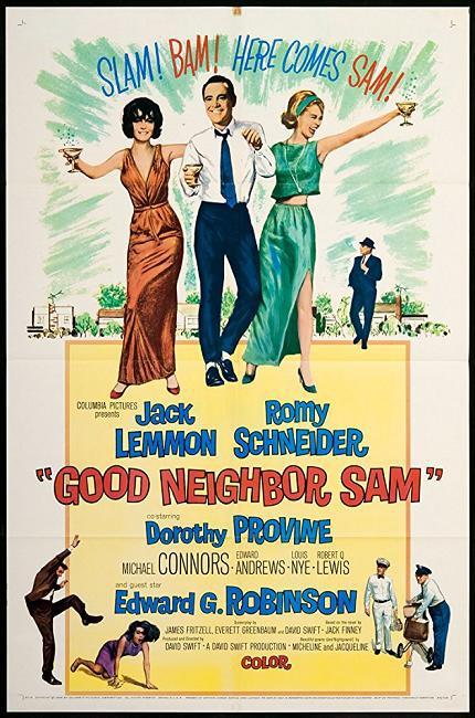 東牆飄香夢 (Good Neighbor Sam)