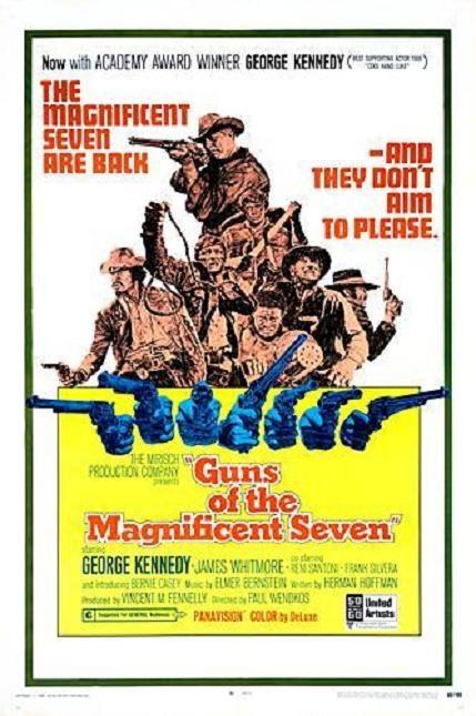 荒野七鏢客 (Guns of the Magnificent Seven)