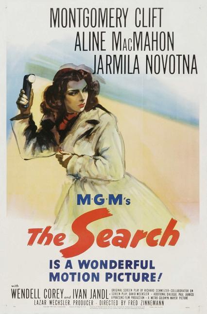 亂世孤雛 (The Search)
