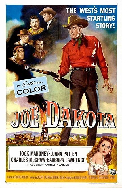 油城奇俠 (Joe Dakota)