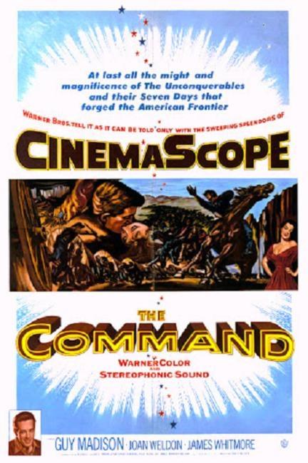 騎兵肉搏戰 (The Command)