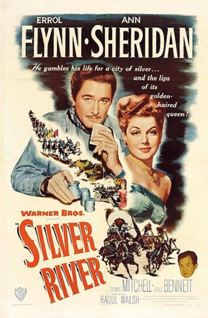 銀城豪俠傳 (Silver River)