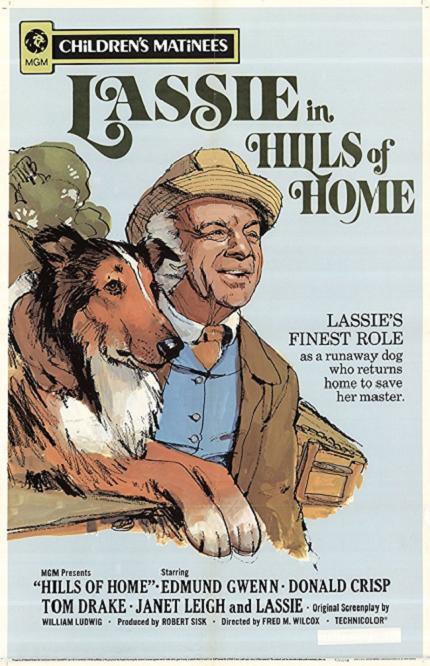 義犬紅顏 (Hills of Home)