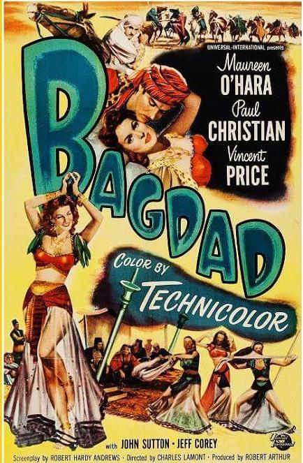 巴城艷盜 (Bagdad)
