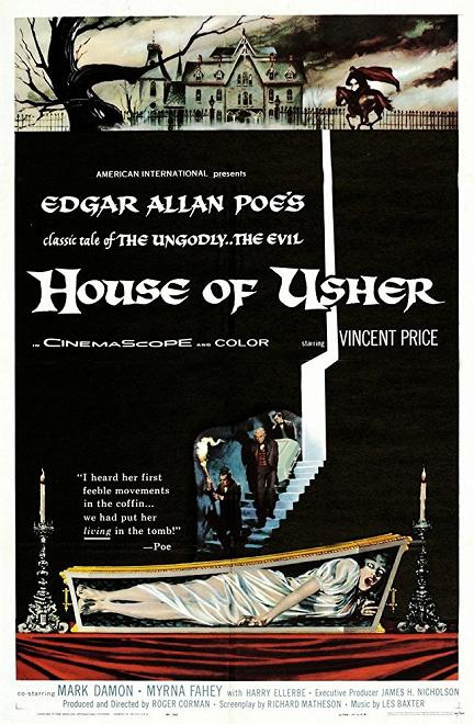 古屋驚魂 (House of Usher)