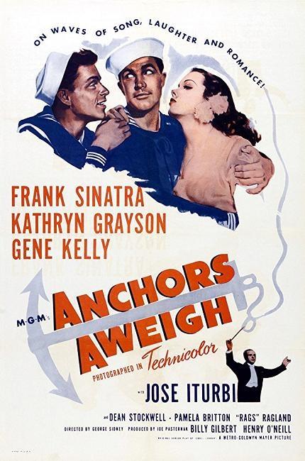 翠鳳艶曲 (Anchors Aweigh)