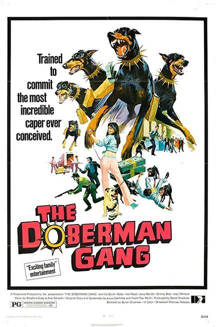 六犬大盜 (The Doberman Gang)
