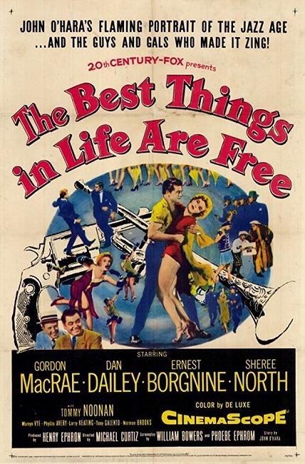 舞台春色 (The Best Things in Life Are Free)