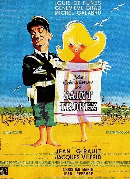 大突襲 (Le Gendarme de Saint-Tropez)