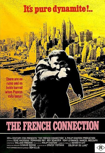 霹靂神探 (The French Connection)