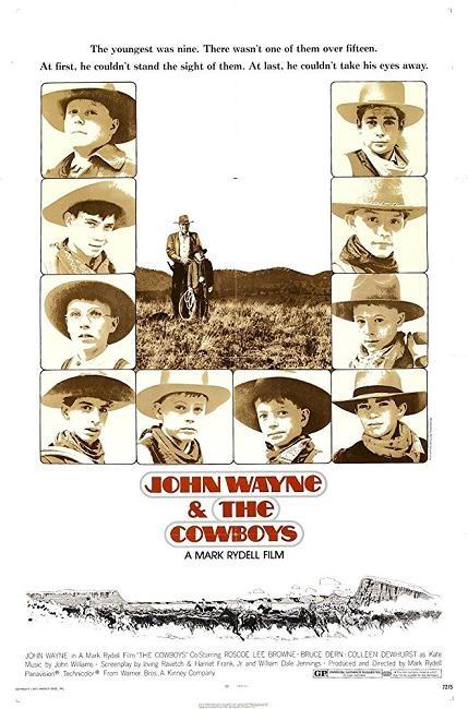十一小牛郎 (The Cowboys)