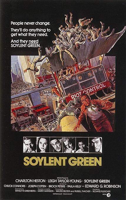 超世紀謀殺案 (Soylent Green)