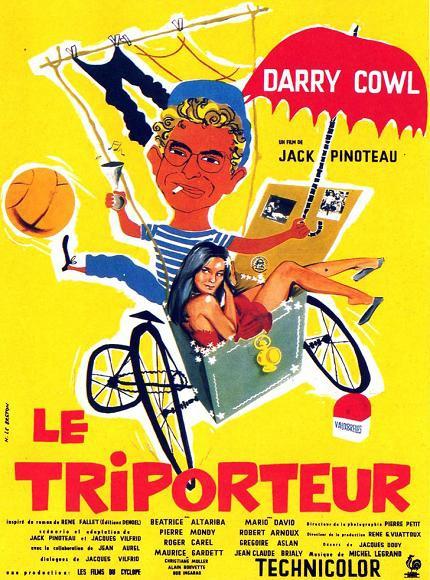球迷奇遇記 (Le triporteur)