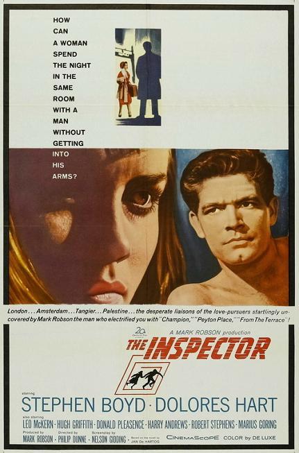 情海無邊奔天涯 (The Inspector)