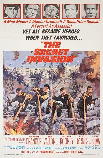 敵後突擊隊 (The Secret Invasion)