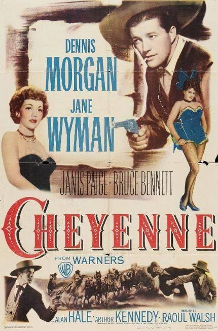單槍匹馬 (Cheyenne)