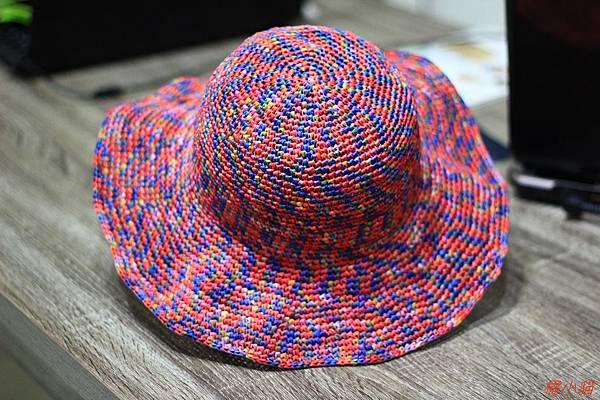 艷夏海灘遮陽帽 (2) - 複製.JPG