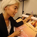 奐如簽名囉!(10.07)