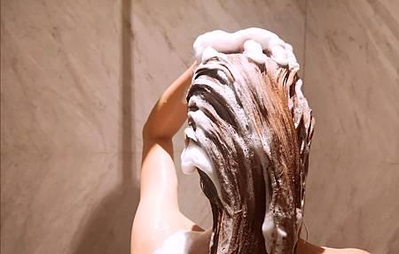 洗髮精使用