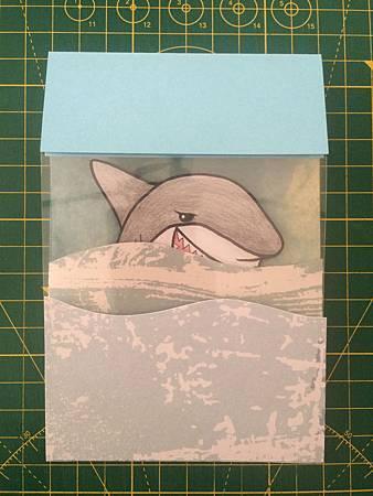 鯊魚跳躍卡