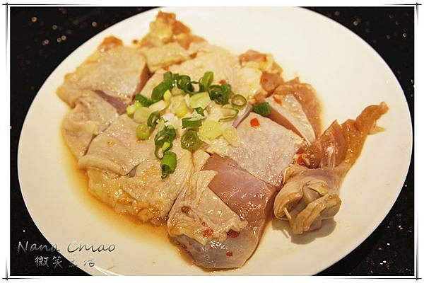 蔥花香雞腿肉-台中公益路燒烤推薦