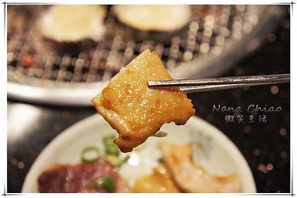 蔥花烤雞腿肉-台中公益路燒烤推薦