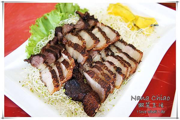 福良現炒(3)16碳烤鹹豬肉.jpg