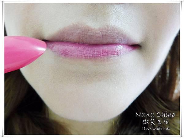 Lancome蘭蔻-果漾特調氣墊光霧唇露-絕對完美唇膏21.jpg