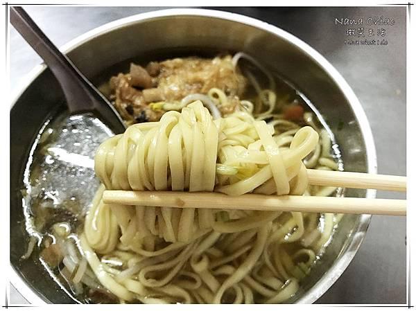 台中美食-海線美食-沙鹿小吃-沙鹿菜市場-菜卷麵09.jpg